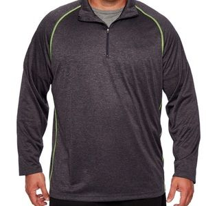 Other - Foundry Supply Co long sleeve quarter zip pullover
